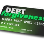 What is debt forgiveness
