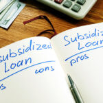 subsidized vs unsubsidized student loans
