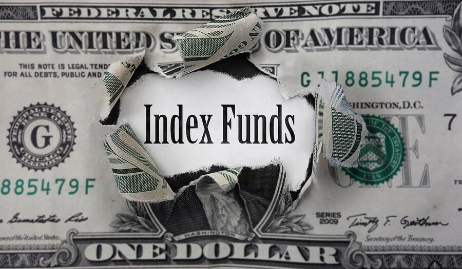 index funds thru a bill