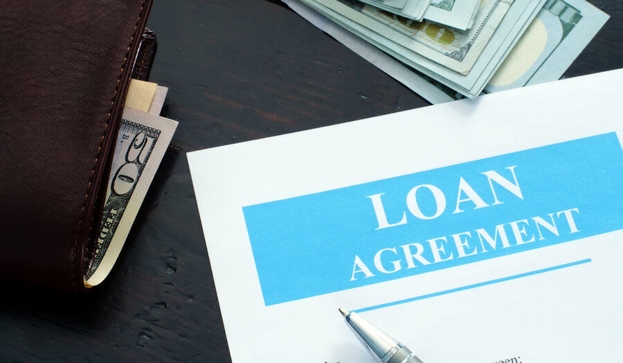 loan agreement application