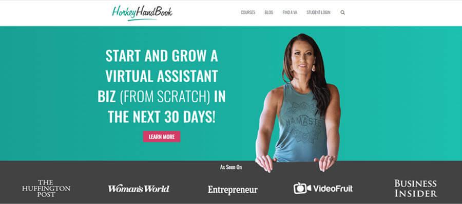 part time virtual assistant job