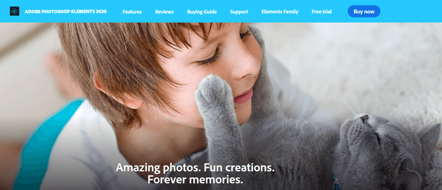 adobe photoshop elements editing software