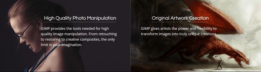 gimp tools
