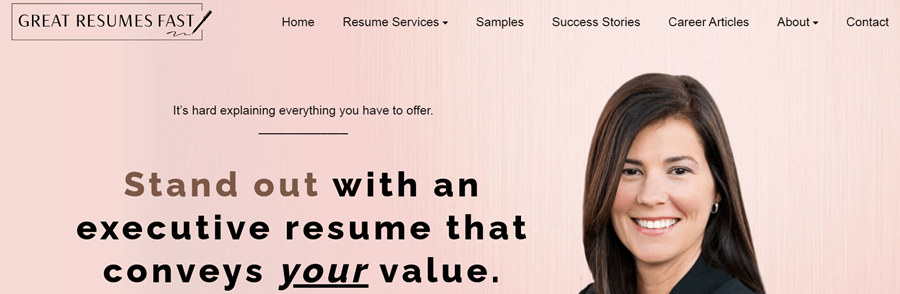 great resumes fast writing services