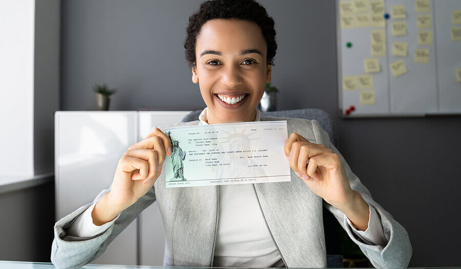 how long are checks good for